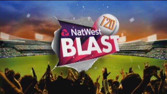 Surrey v Kent Spitfires - NatWest T20 Blast, Kent Innings
