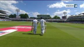 2nd npower Test - Lord's - Day 1 morning