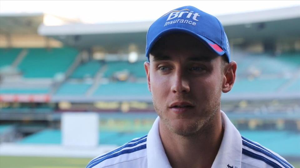 Broad feels in great rhythm