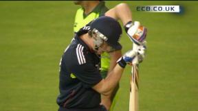 2nd NatWest Int T20 - England Innings