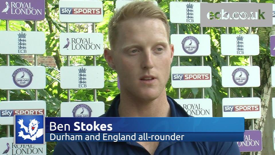 Stokes looks forward to 'special' final
