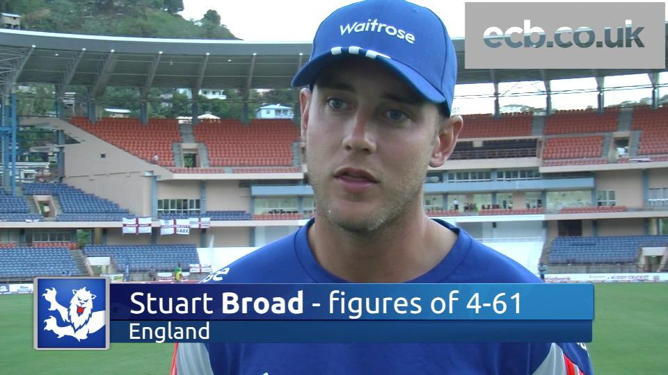 Broad reveals technical tweak