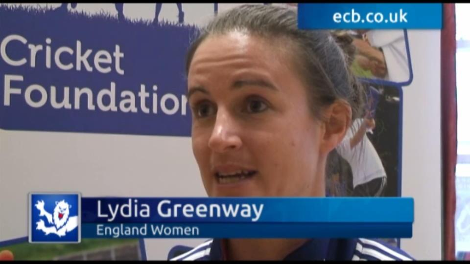 Greenway reflects on Ashes victory