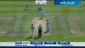 England v Australia - 2nd Investec Ashes Test highlights, Day 1 Evening