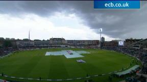 1st Investec Test - The Kia Oval - Day 2 evening