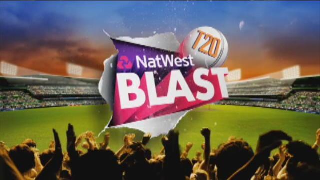 Nottinghamshire v Lancashire – NatWest T20 Blast, Nottinghamshire Innings
