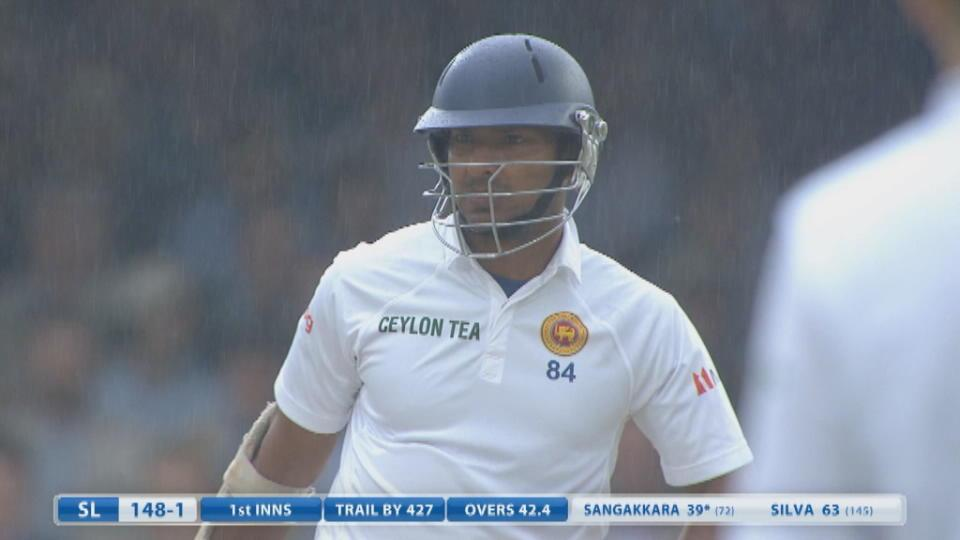 England v Sri Lanka, Day 3, morning session