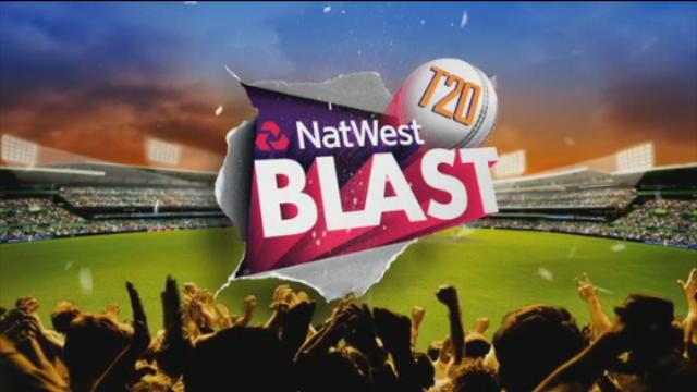 Yorkshire v Lancashire - Natwest T20 Blast, Lancashire Innings