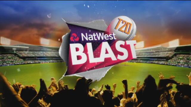 Birmingham Bears v Yorkshire Vikings - Natwest T20 Blast, Birmingham Innings