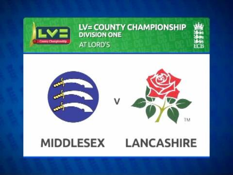 Middlesex v Lancashire - Day 3