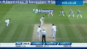 3rd Investec Test - Lord's - Day 3 Afternoon