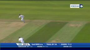 4th npower Test - The Kia Oval - Day 5 afternoon