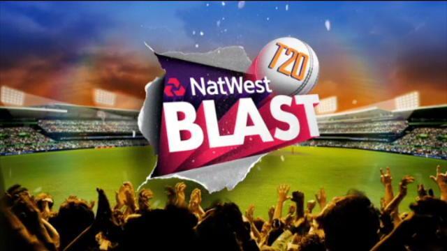 Kent v Somerset NatWest T20 Blast Somerset Innings