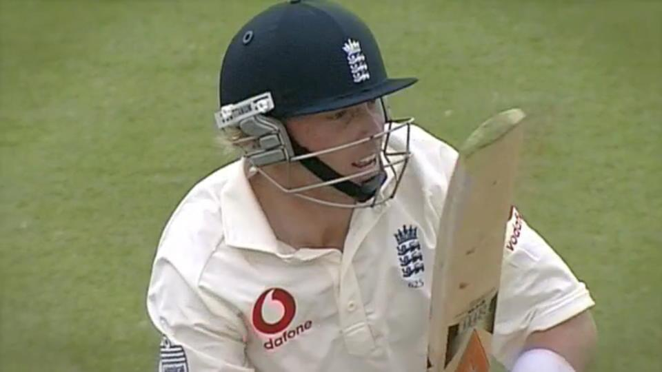 Congratulations Ian Bell - 100 not out