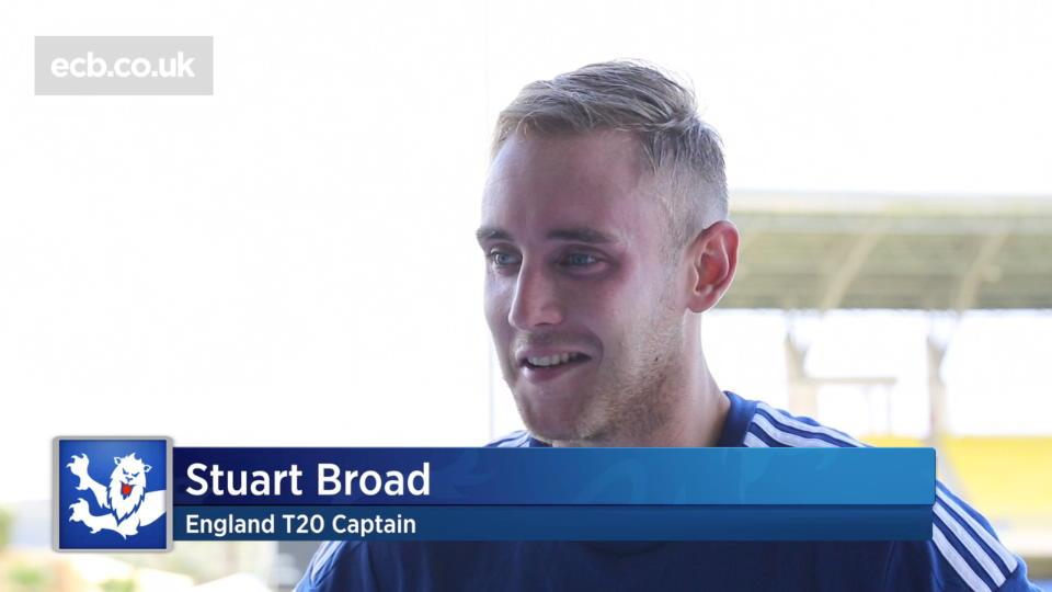 Broad happy with Collingwood return