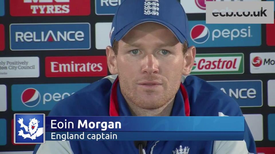 England captain Eoin Morgan on middle practice, The Cake Tin and Sri Lanka