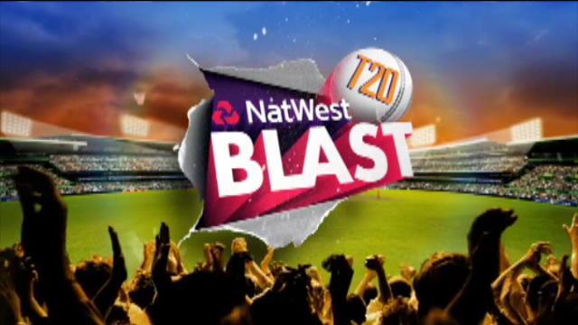 Lancashire Lightning v Yorkshire Vikings - NatWest T20 Blast, Yorkshire Innings