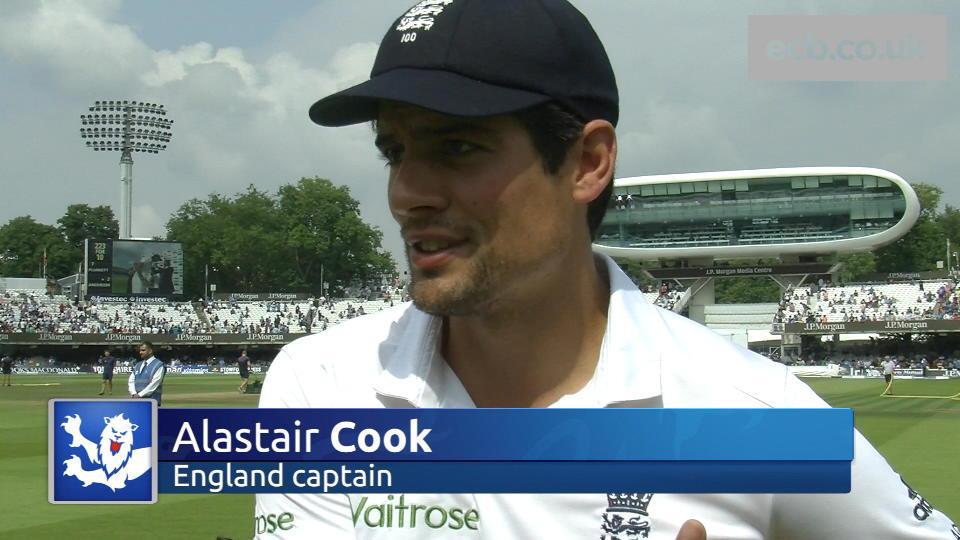 We need to bounce back - Cook