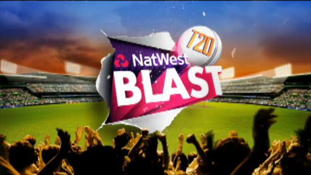 Natwest T20 Blast: Sussex Sharks v Kent Spitfires, Sussex Innings