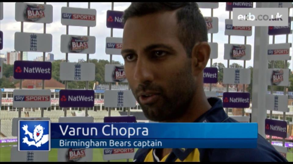 Tough decision for Chopra