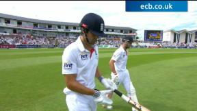 England v Australia - 4th Investec Ashes Test highlights, Day 1 PM