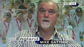 Gatting on 1986/7 Ashes - part one