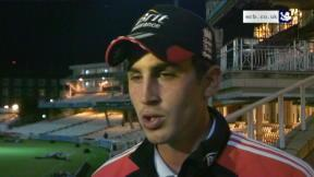 Kieswetter happy to contribute