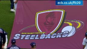 Northants Steelbacks v Essex Eagles - highlights