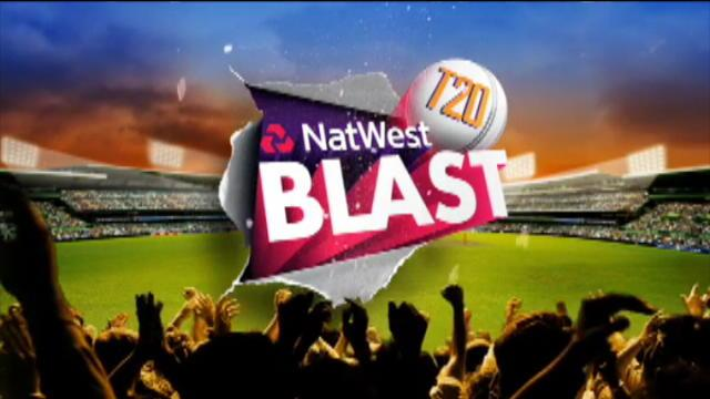 Nottinghamshire Outlaws v Yorkshire Vikings - NatWest T20 Blast, Yorkshire Innings