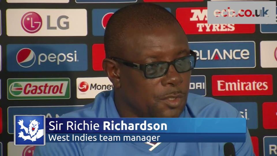 England can be force in ICC Cricket World cup says West Indies great Sir Richie Richardson