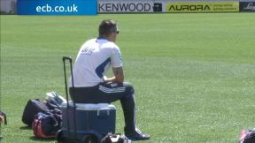 KP injury a blow to Cook