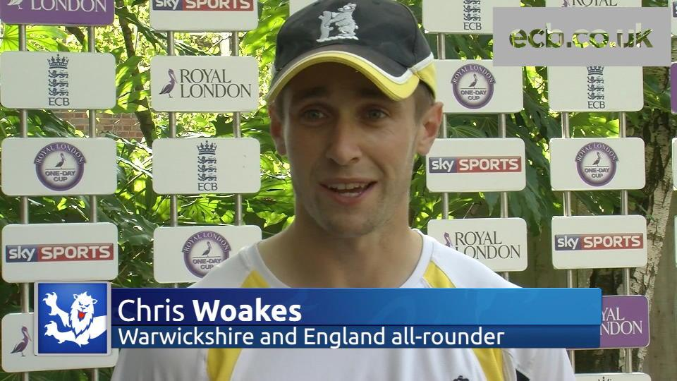 Woakes 'excited' for Lord's showdown