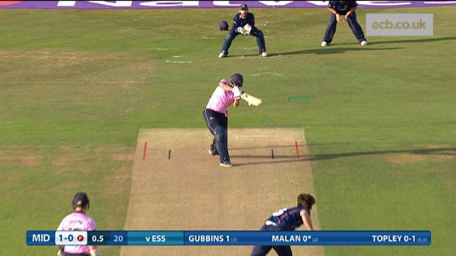 Essex Eagles v Middlesex - NatWest T20 Blast, Middlesex Innings