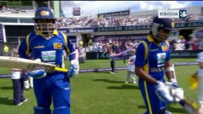 2nd NatWest Series ODI - Headingley Carnegie - Sri Lanka innings