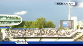 Clydesdale Bank 40 Final, Lord's, Warwickshire Innings