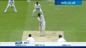 1st Investec Test - Lord's - Day 2 afternoon