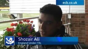 Rain denies England U19s