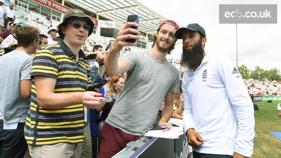 My best day - Moeen