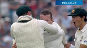 England v Australia - 1st Investec Ashes Test highlights, Day 1 Evening