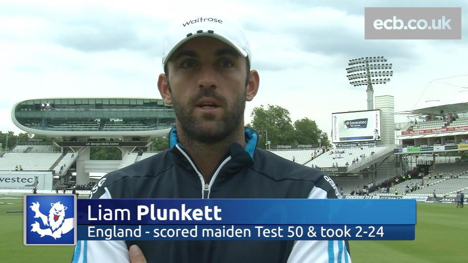 Plunkett happy with all-round show