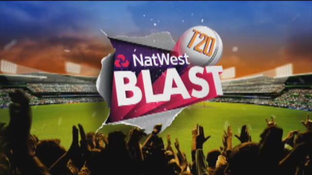 Surrey v Somerset - NatWest T20 Blast Surrey Innings