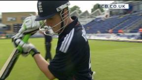 1st NatWest Int T20 - England Innings