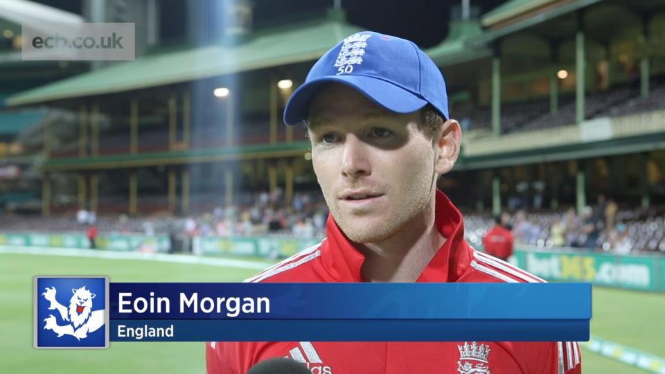 England lose ODI series