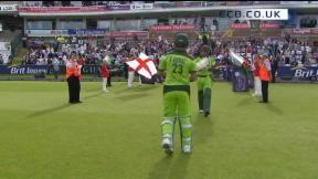 1st NatWest Series ODI - Emirates Durham ICG - Pakistan Innings