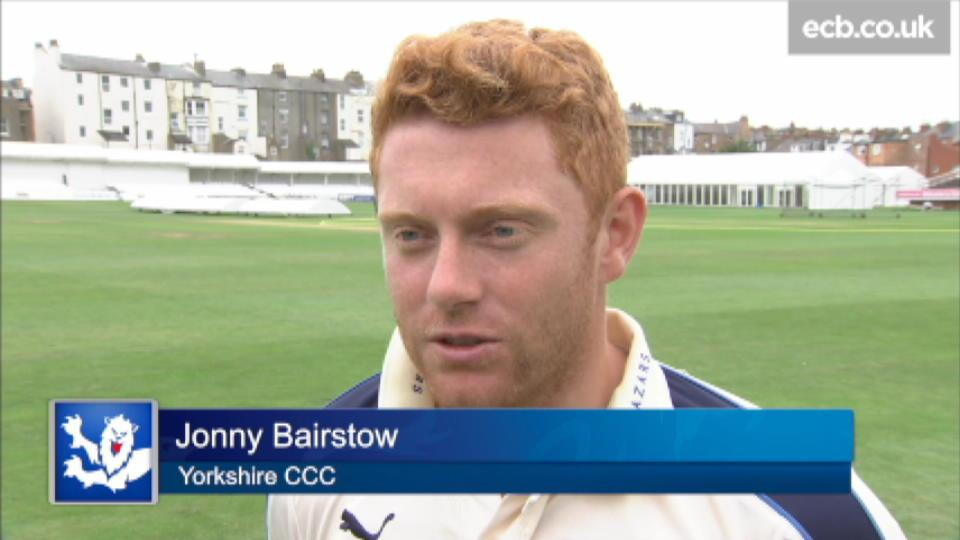 Very pleasing - Bairstow