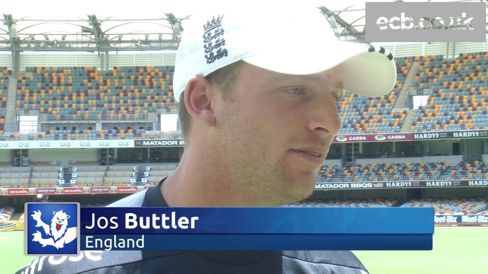 'It's great to learn from Fred' - Jos Buttler