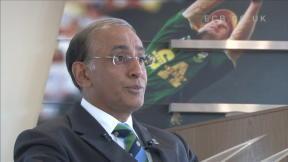 Lorgat praises ECB work