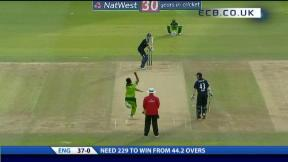 4th NatWest Series ODI - Lord's - England Innings