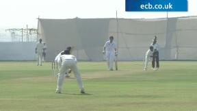 Highlights from England v Haryana - Day 2