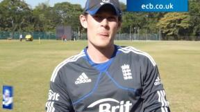 T20 call-up thrills James
